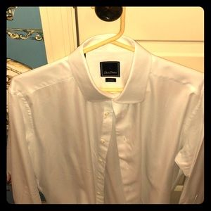 David Donahue Men's Dress Shirt
